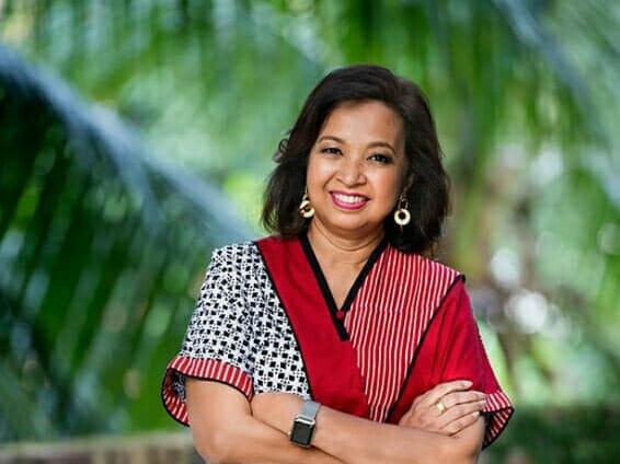 Marina Mahathir 2 Horizontal
