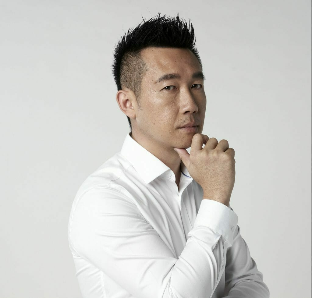 Ck Chang, founder of Oxwhite