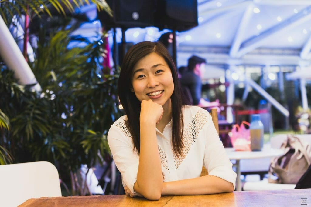 Suzanne Ling, co-founder and storyteller at PichaEats