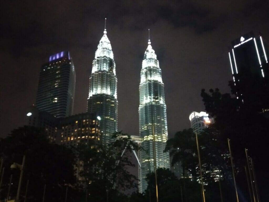 Petronas Twin Towers KLCC
