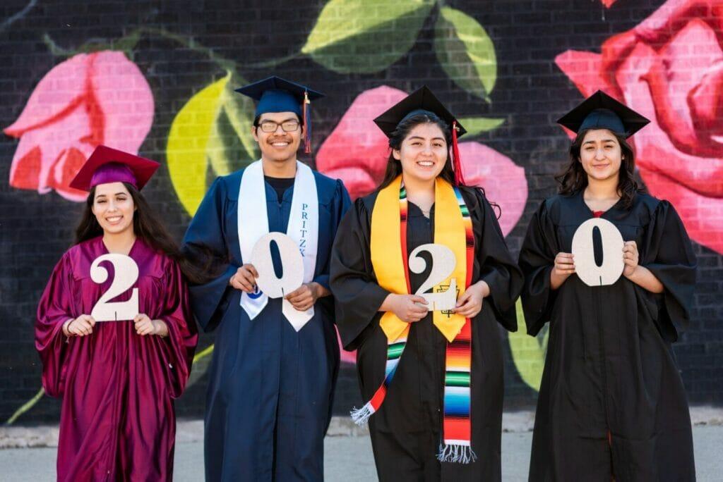 university graduates of 2020